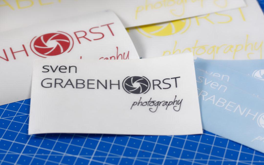 Aufkleber für sven GRABENHORST photography
